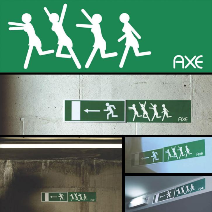 Sharp Exit - Lynx Axe