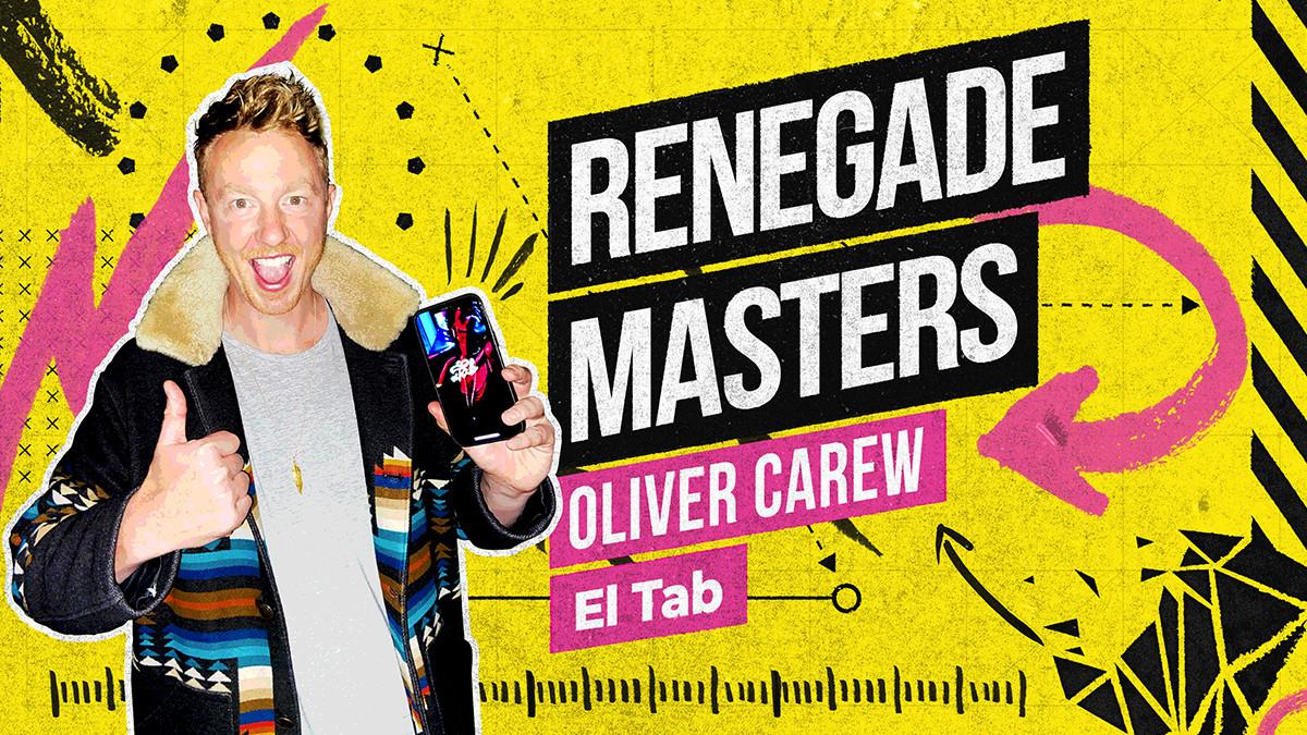 Renegade Master: Oli Carew